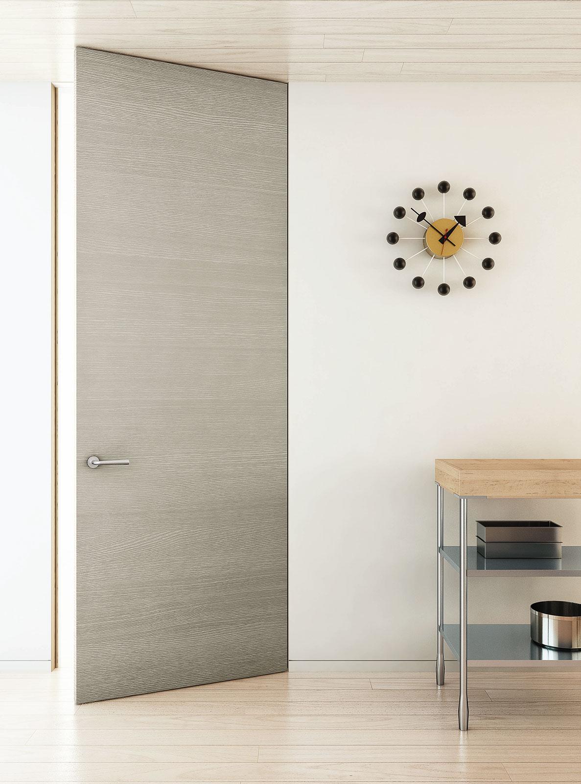FLUSH SWING DOOR - Doors & Systems | Henry glass