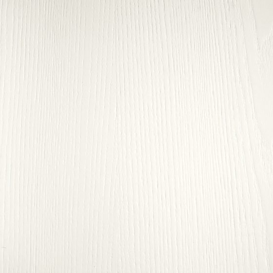 White - Lacquered Brushed Ash