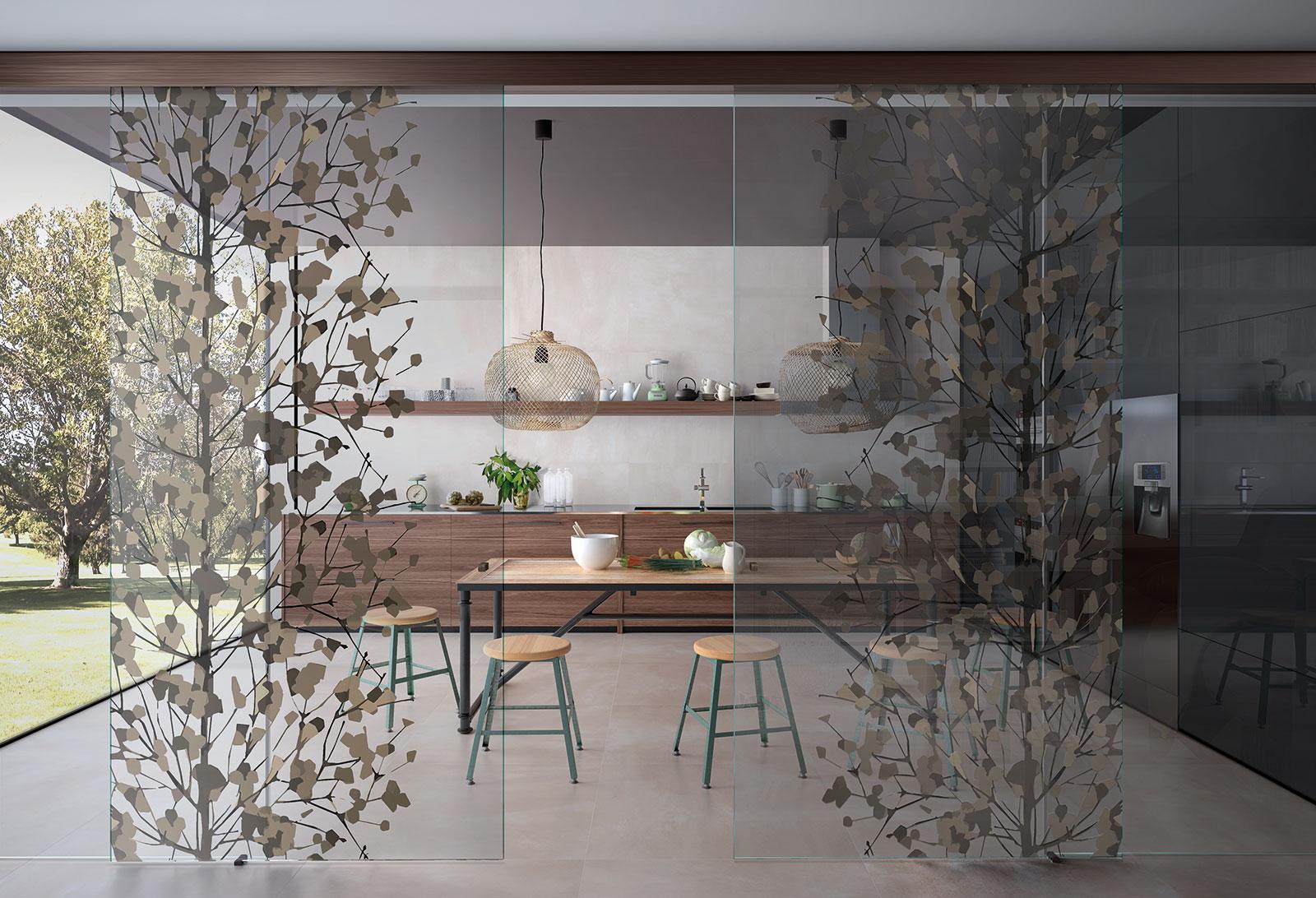 Porta Scorrevole Esterna Vetro porta scorrevole in vetro esterno muro | henry glass