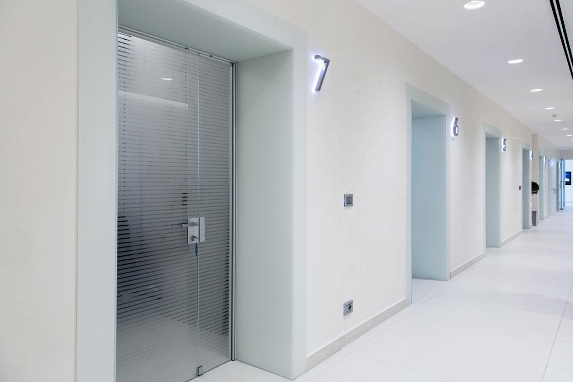 Porte A Vetro Design.Custom Projects Progetti Su Misura Henry Glass