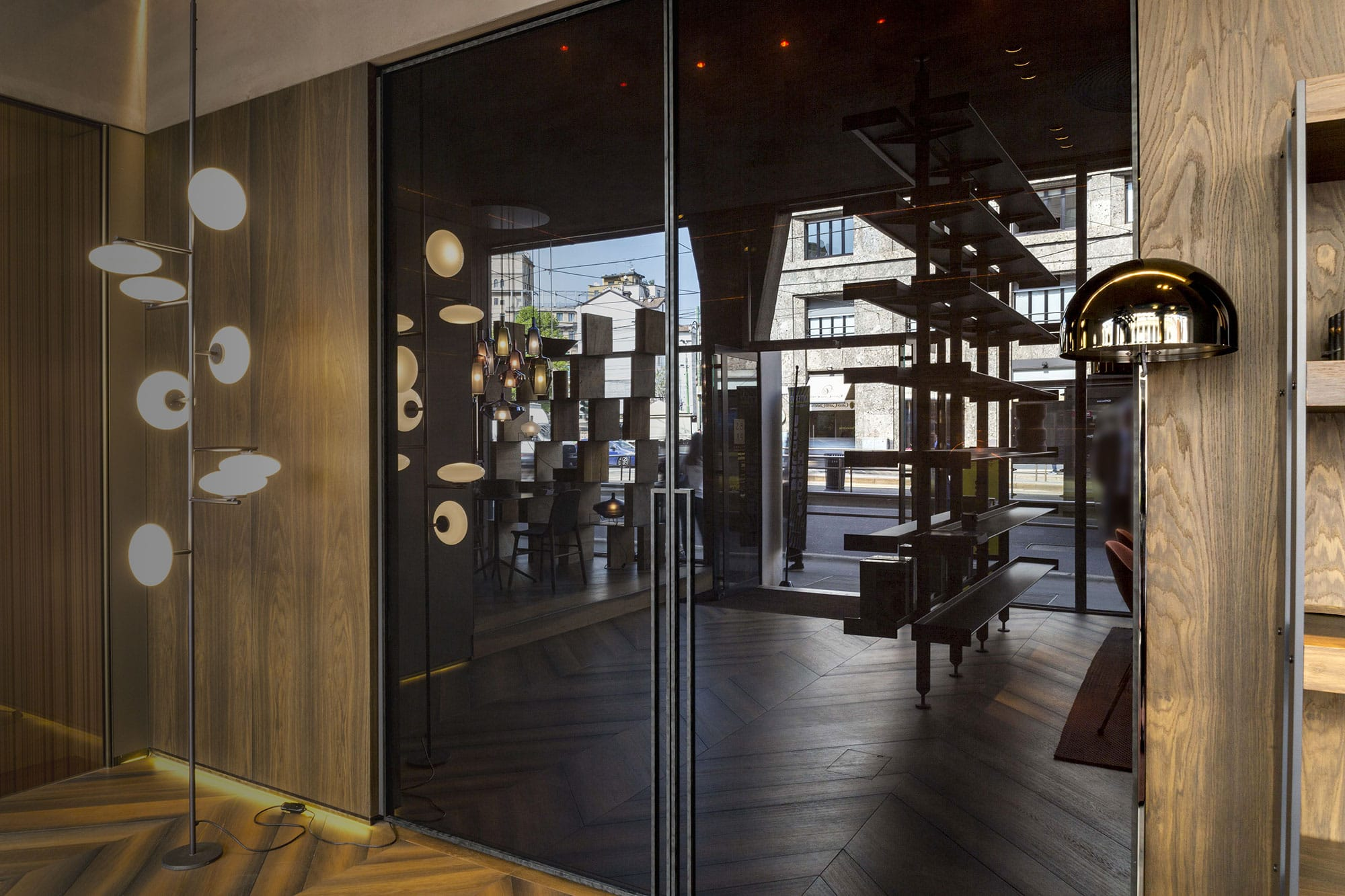 Porta Tv Al Muro.Sliding Glass Doors Swing Doors For Interiors Henry Glass