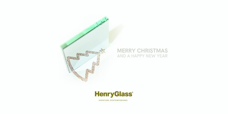 Happy Holidays <br>from <b>HenryGlass</b>