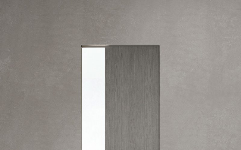 Adela Line _ Wooden disappearing sliding door