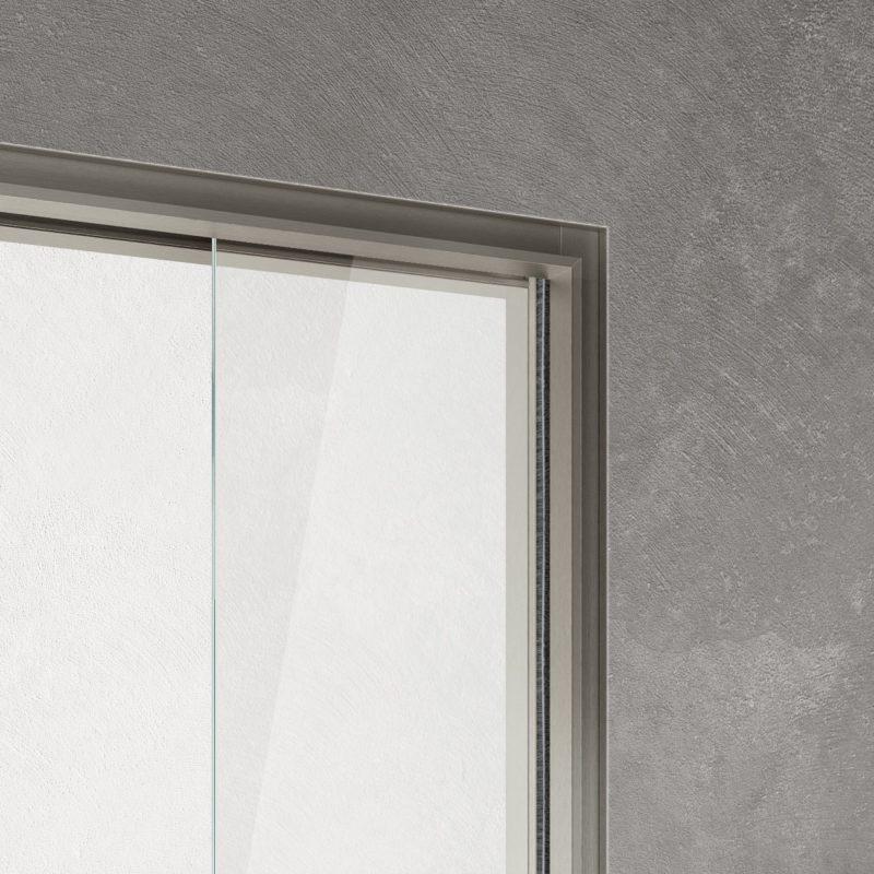 Vitra disappearing sliding door Isy frame