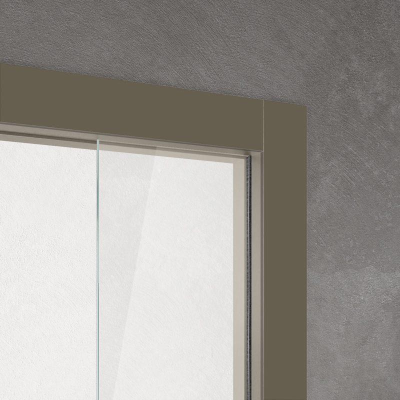 Vitra disappearing sliding door Xilo frame