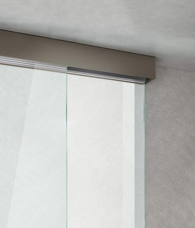 Vitra external wall sliding door Classic system