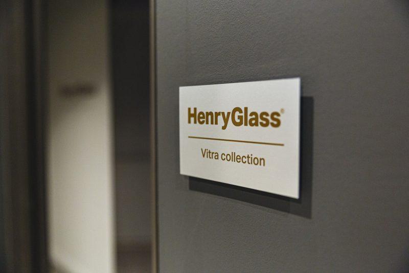 HENRYGLASS, NEW CORPORATE IDENTITY