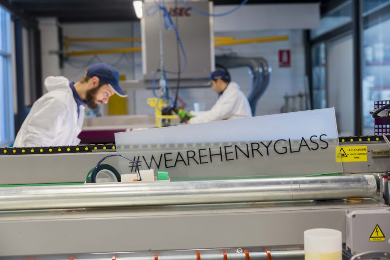 HenryGlass reopens its doors