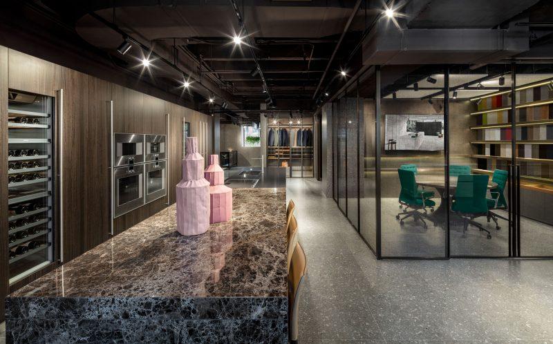 Snaidero USA – New Showroom opened in New York