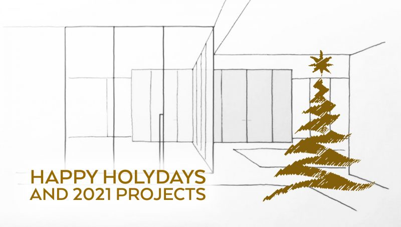 Happy Holidays by HenryGlass