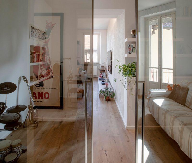 Private home – Crocetta (TO)