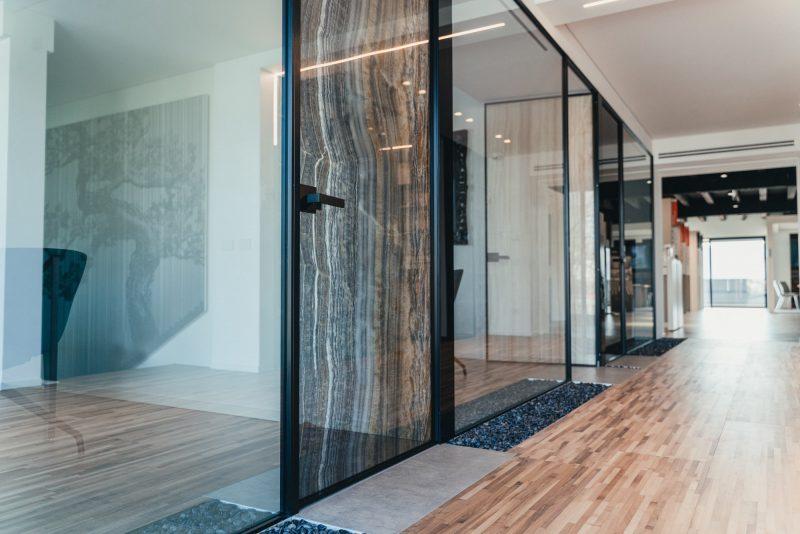 New Zaia Serramenti Showroom