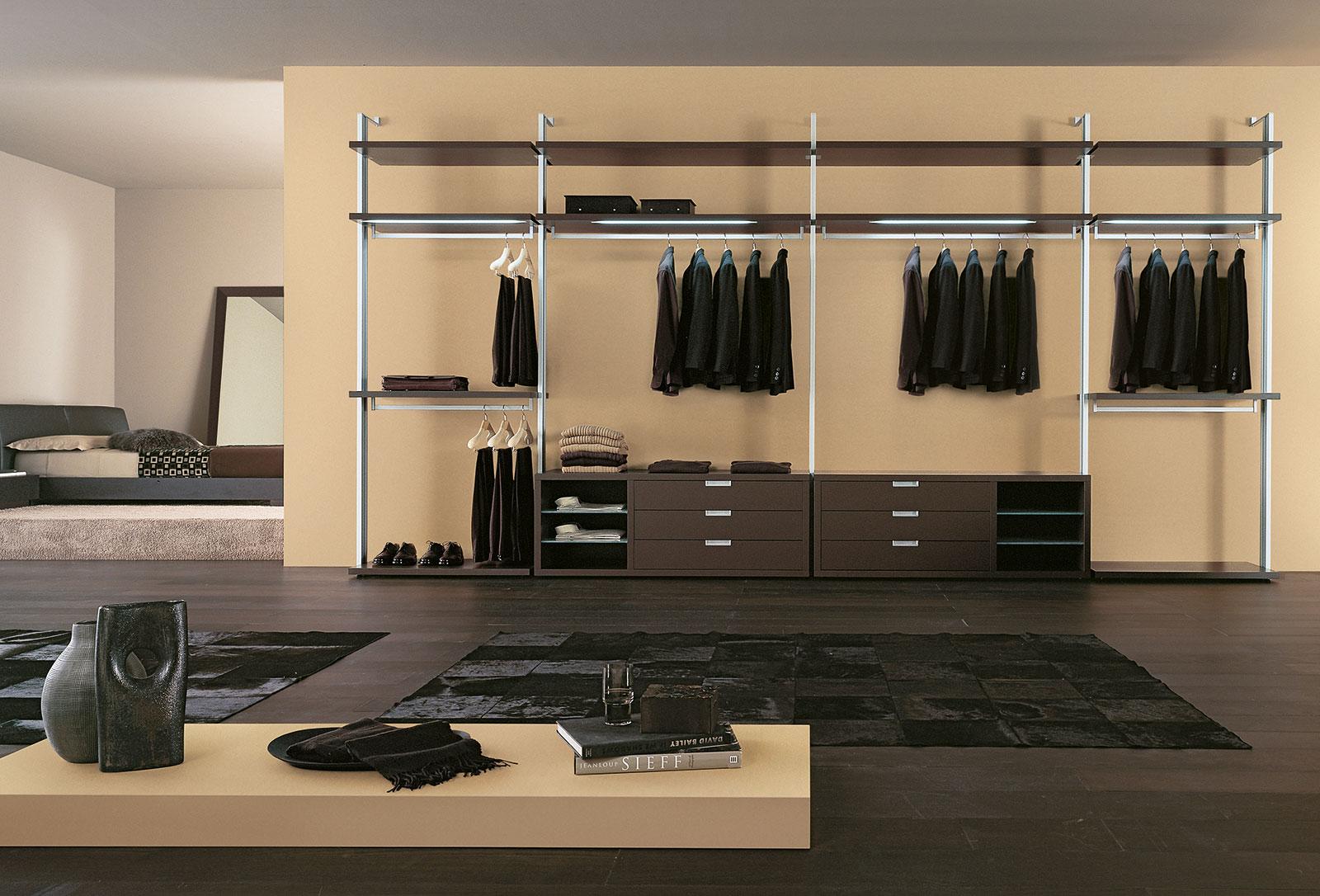 Cabina Armadio Walk In Closets : Cabina armadio su misura porte sistemi henry glass