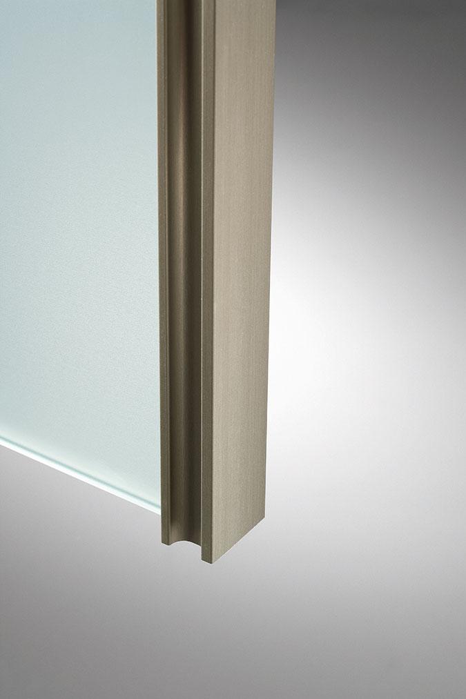 Tekna Profile - Door accessories | Henry glass